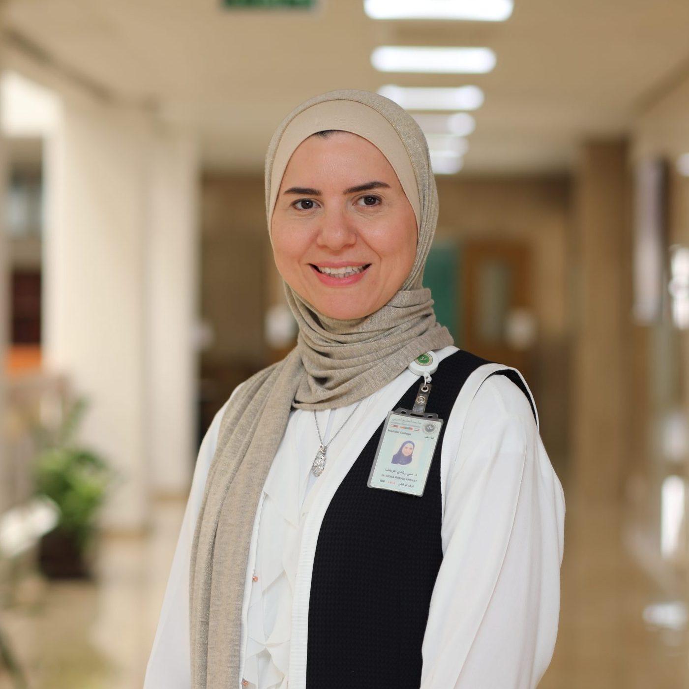 Dr. Mona Arekat